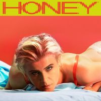 Robyn Honey  LP - White Vinyl-