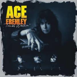Ace Frehley Trouble Walkin 2LP