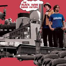 Black Keys Rubber Factory LP
