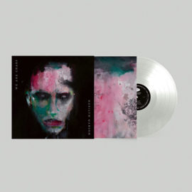 Marilyn Manson WE ARE CHAOS LP - White Vinyl-