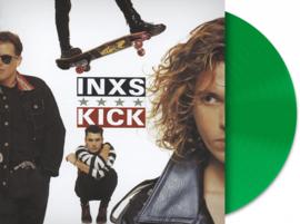 INXS Kick LP Green Vinyl-
