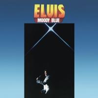 Elvis Presley Moody Blue  LP -Clear Blue Vinyl-