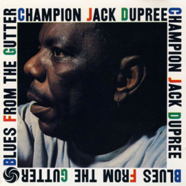 Champion Jack Dupree Blues From The Gutter 180g LP