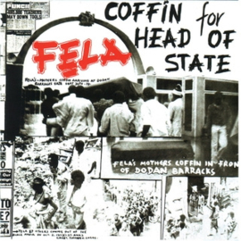 Fela Kuti Coffin for Head of State LP