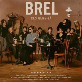 Various Brel  Ces Gens-la LP - Coloured Vinyl-