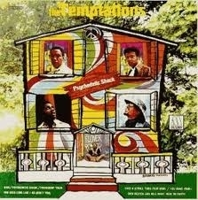Temptations Psychedelic Shack LP