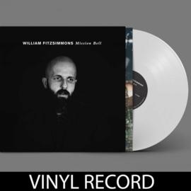 William Fitzsimmons Mission Bell LP - Coloured Vinyl-