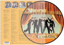 'NSync No Strings Attached LP -Picture Disc-