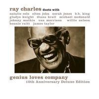 Ray Charles Genius Love Company 2LP