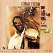 Ray Brown - Soular Energy HQ 2LP