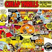 Cheap Thrills Big Brother and the Holding Company LP