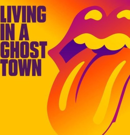 Rolling Stones Living in a Ghost Town CD