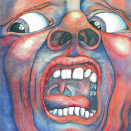 King Crimson In The Court Of The Crimson King 200g 2LP