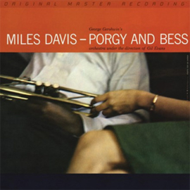 Miles Davis Porgy and Bess Numbered Limited Edition Hybrid Stereo SACD