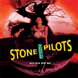 The Stone Temple Pilots Core 180g LP, 4CD, 1 DVD Box Set