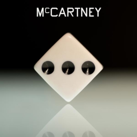 Paul McCartney III 2LP - White Vinyl-