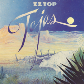 ZZ Top Tejas LP -Purple Vinyl-