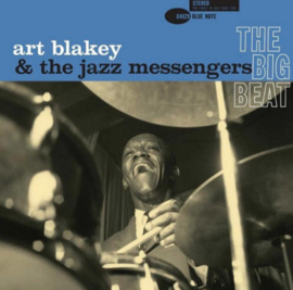 Art Blakey & The Jazz Messengers The Big Beat (Blue Note Classic Vinyl Edition) 180g LP