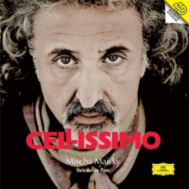 Mischa Maisky Cellissimo 180g Direct Metal Master LP
