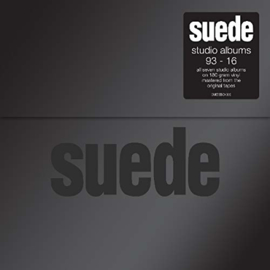 Suede Studio Albums 93 - 16 10LP