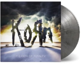 Korn The Path Of Totality LP - Silver Vinyl