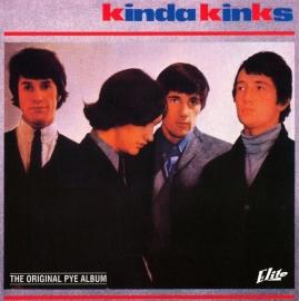 The Kinks - Kinda Kinks HQ LP