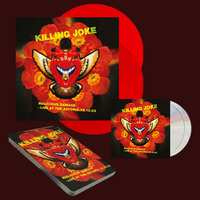 Killing Joke Malicious Damage - Live At The Astoria LP - Red Vinyl-