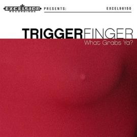 Triggerfinger What Grabs Ya LP + CD