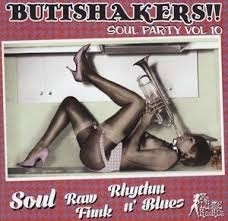 Buttshakers Soul Party 10 LP