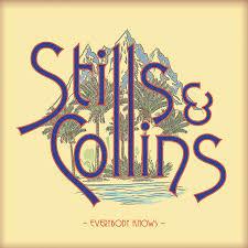 Stephen Stills  & Judy Co Everybody Knows LP -