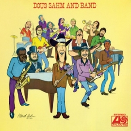 Doug Sahm Doug Sahm and Band Gold Vinyl LP
