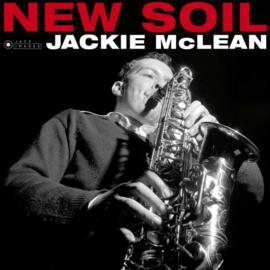 Jackie McLean New Soil LP