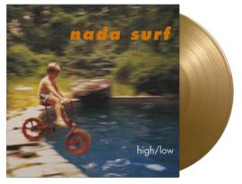 Nada Surf High/Low LP - Gold Vinyl-