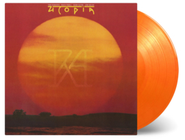 Todd Rundgren Ra LP - Oarnge Yellow Vinyl-