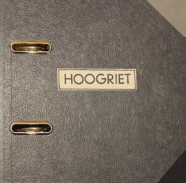 De Kift Hoogriet LP