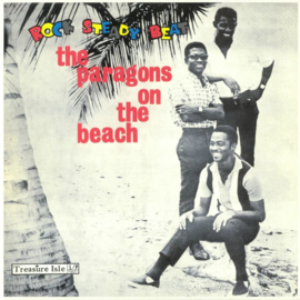 The Paragons On the Beach LP