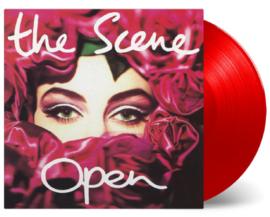 The Scene Open LP - Red Vinyl-
