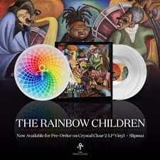 Prince: The Rainbow Children 2LP -Crystal Clear Vinyl-