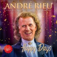 Andre Rieu and His Johann Strauss Orchestra Happy Days CD + DVD