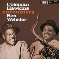 Coleman Hawkins - Encounters Ben Webster HQ 45rpm 2LP