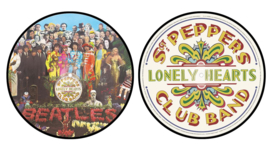 Beatles Sgt Peppers Lonely Hearts Club Band LP - Picture Disc