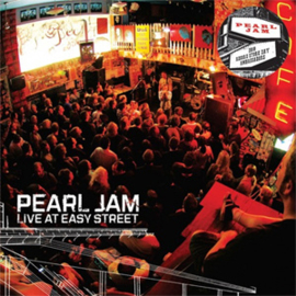 "Pearl Jam Live At Easy Street 12"" Vinyl EP"