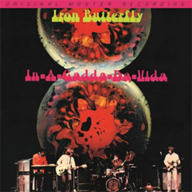 Iron Butterfly In-A-Gadda-Da-Vida Numbered Limited Edition 180g LP