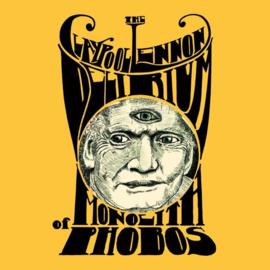 Claypool Delerium Monolith of Phobos LP - Clear Vinyl-