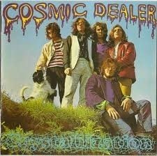 Cosmic Dealer - Crystallication 2LP -Ltd-