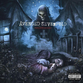 Avenged Sevenfold Nightmare (HQ) 2LP