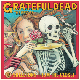 Grateful Dead Skeletons from The Closet LP