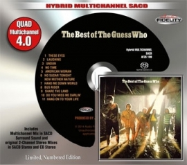 The Guess Who - Best Of The Guess Who SACD.