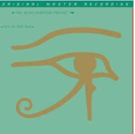 Alan Parsons Project Eye In the Sky Numbered Limited Edition Hybrid Stereo SACD