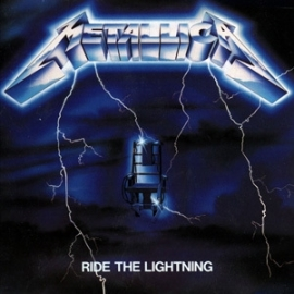 Metallica Ride the Lightning Deluxe 180g 4LP/6CD/1DVD/Book Box Set